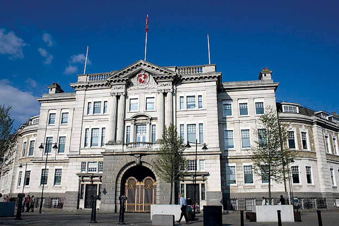 Kent County Council Hall Maidstone