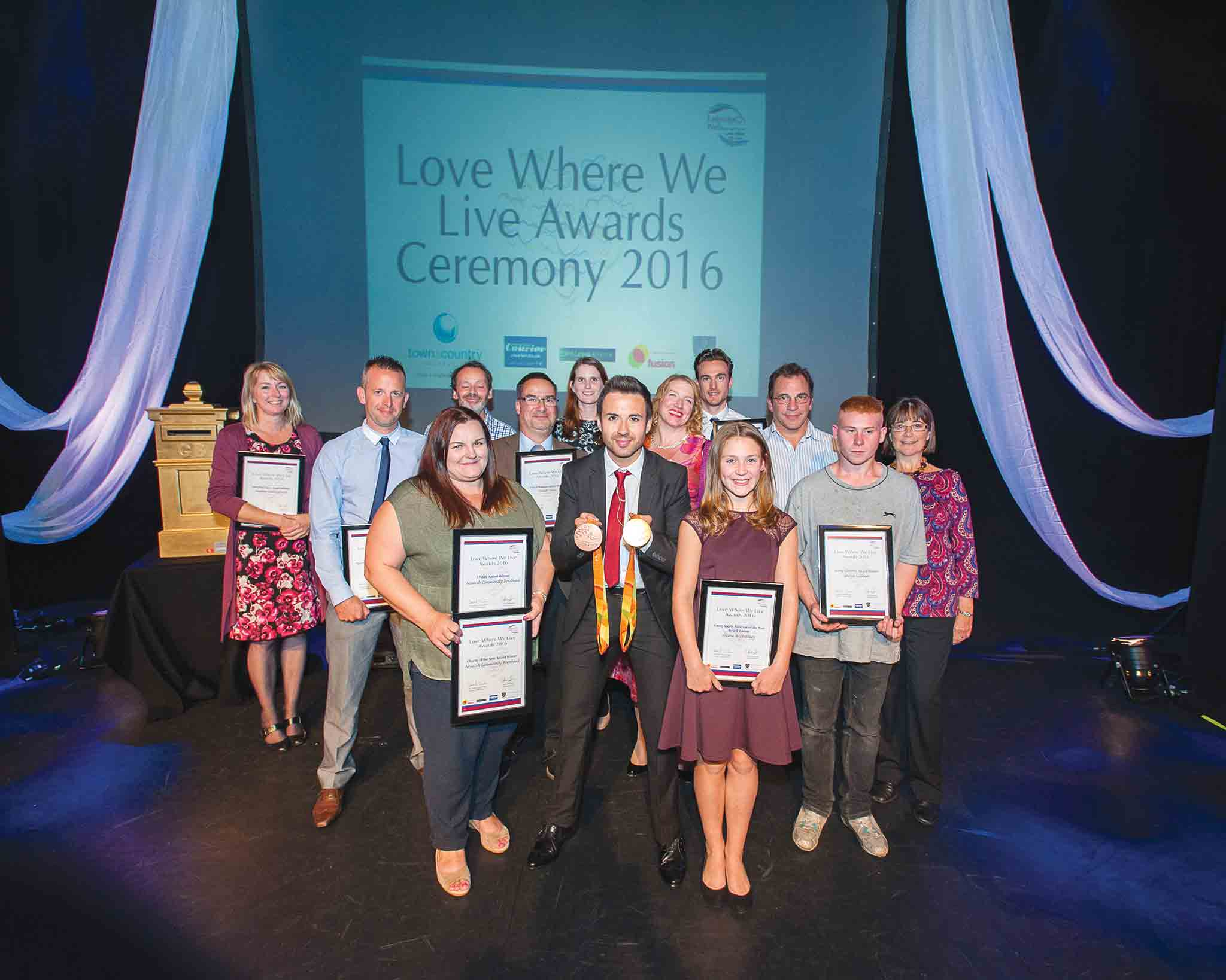 Love Where We Live awards 2016