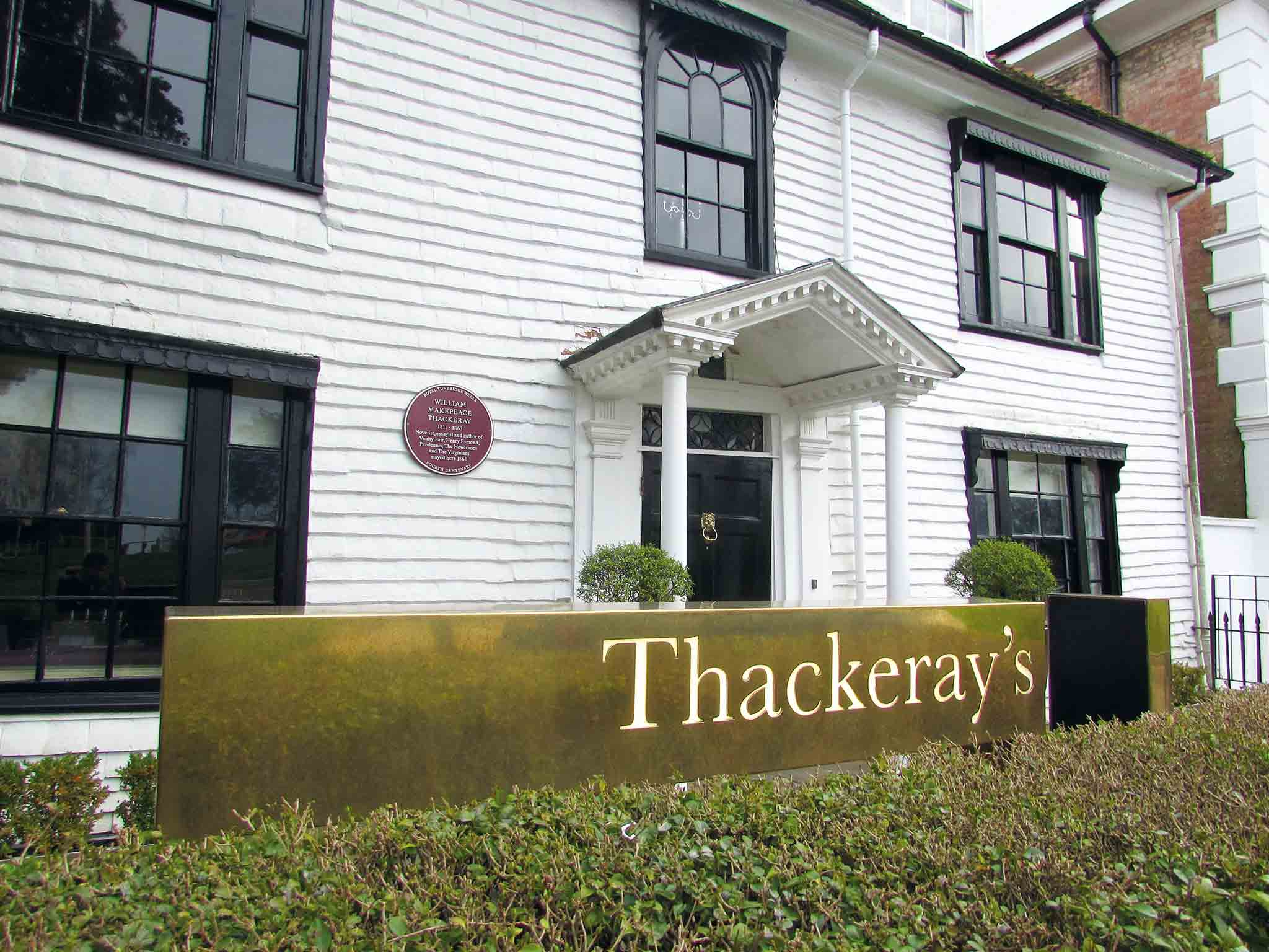 Thackeray's