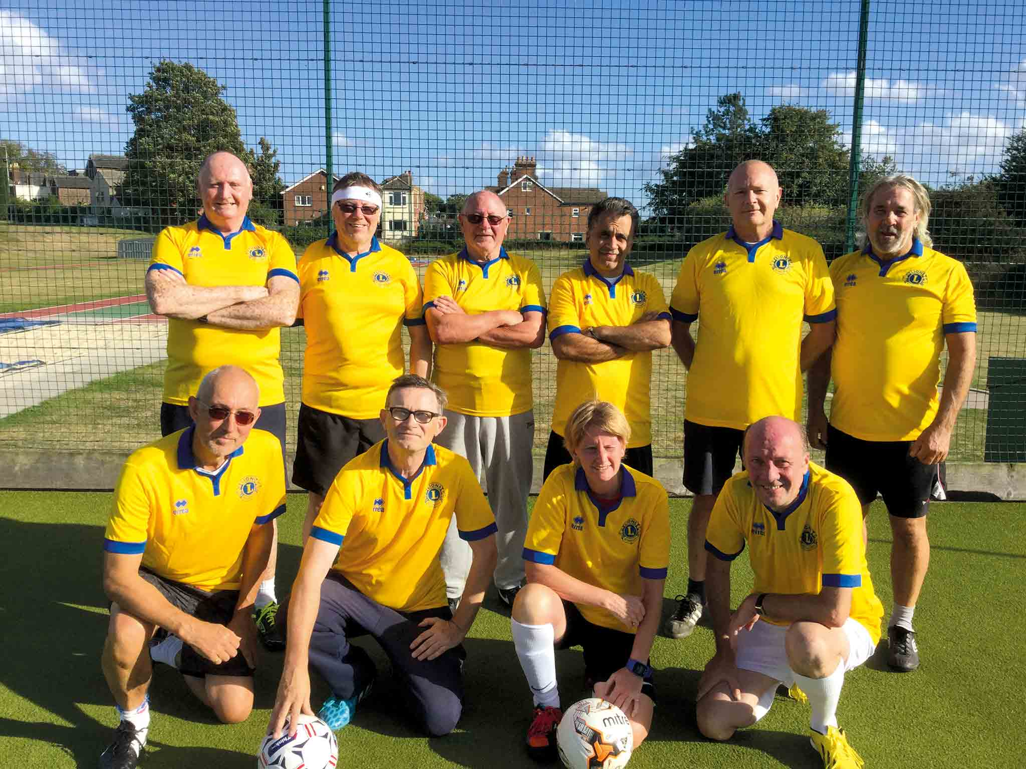 Tonbridge Walking Football Club
