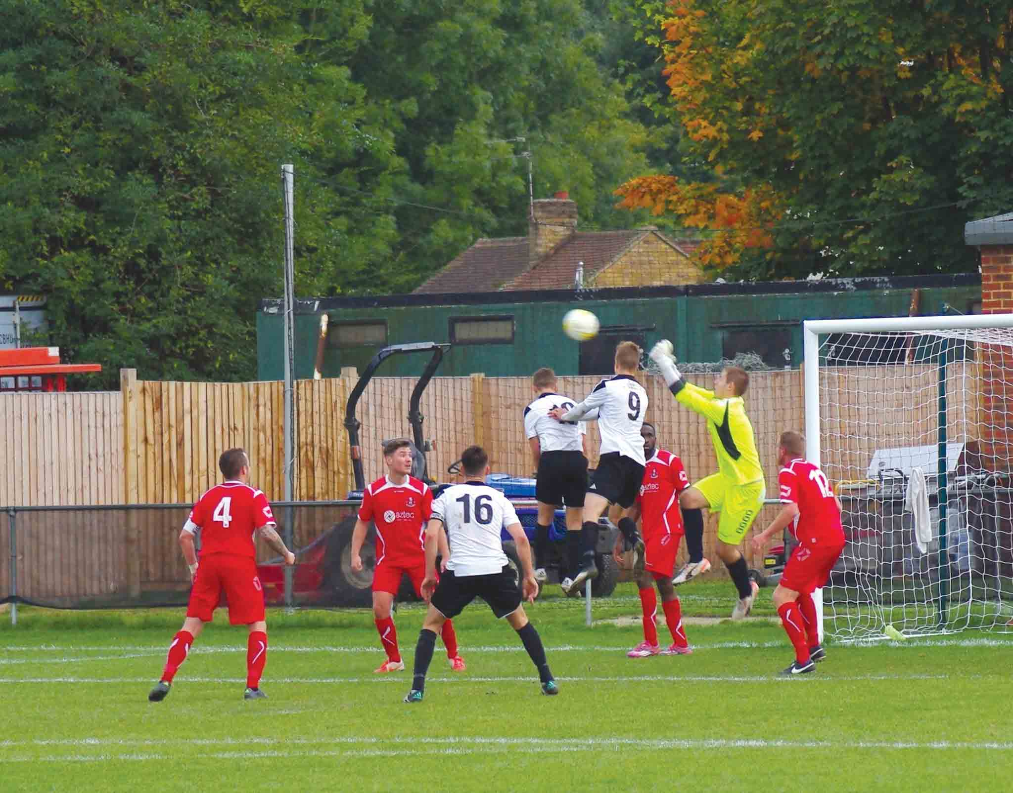 Tunbridge Wells v Abbey Rangers