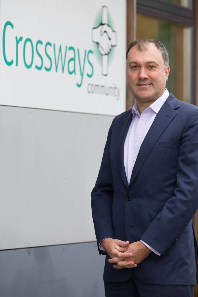 CONCERNED - Crossways Chief Executive, Chris Munday believes police time is being 'wasted'