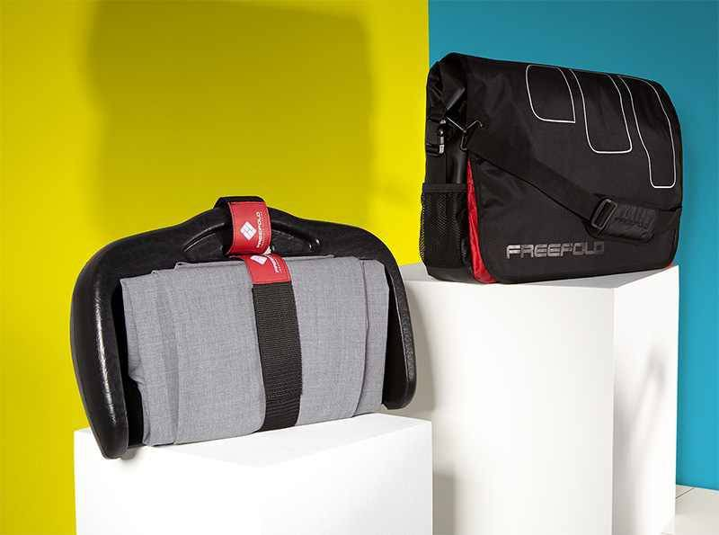 Freehold removable suit carrier