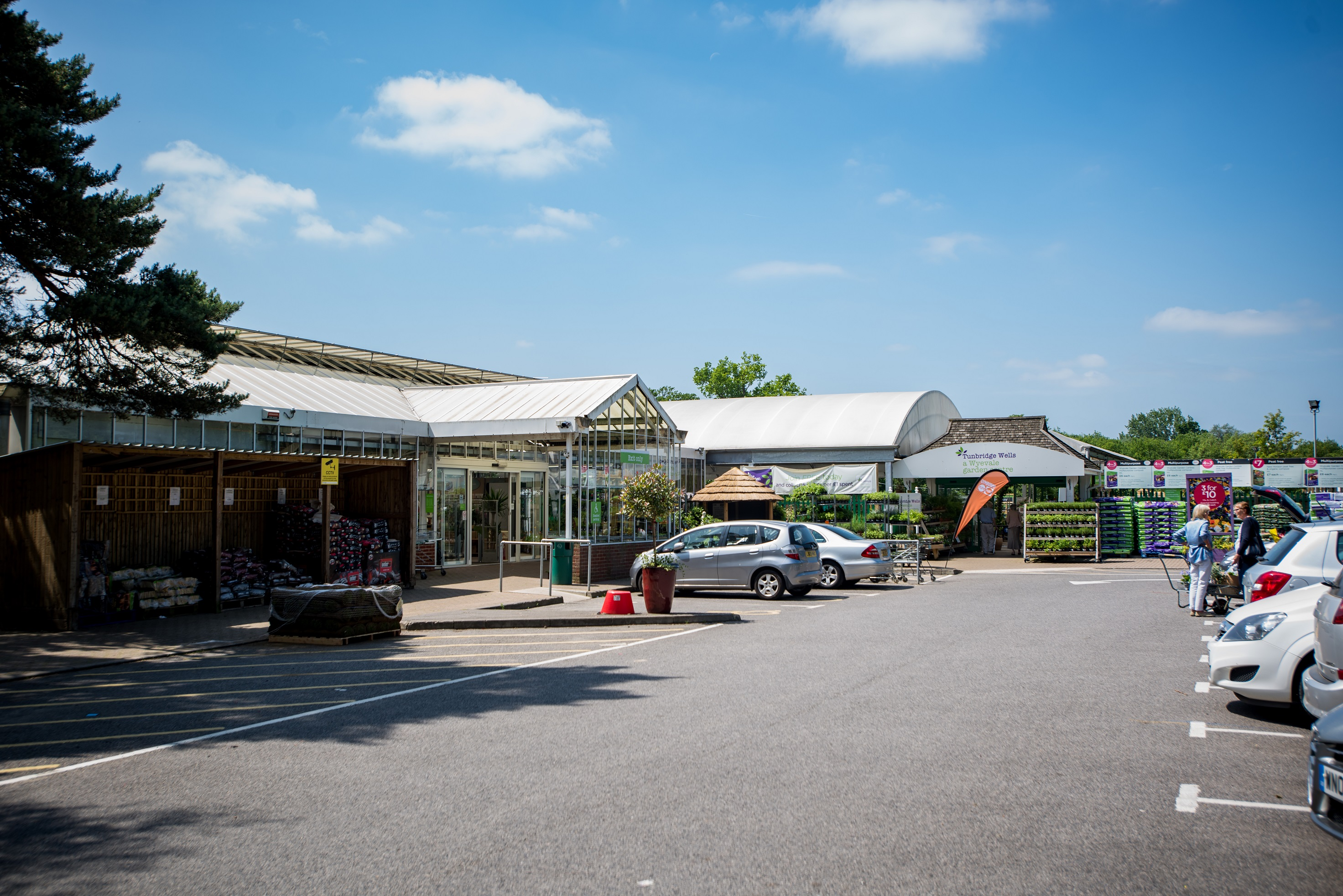 Garden centre for sale to those with a handy £5million